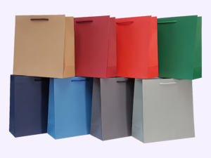 torby papierowe bez nadruku, torby reklamowe bez nadruku, torby reklamowe gładkie, torby jednokolorowe, torby jednobarwne, torby papierowe w jednym kolorze, producent toreb papierowych