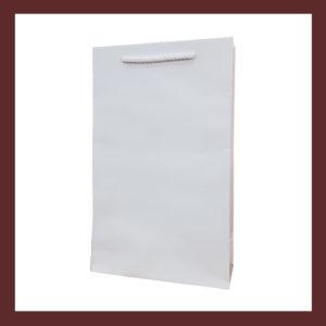 biała torba laminowana Folia błysk, białe torby,laminowane , toba biała foliowana, białe torby laminowane
