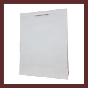laminowana torba papierowa , biała,srebrna ,złota, prosucent toreb papierowych warszawa