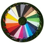 Wachlarz kolorów, torby papierowe bez nadruku,torby pod nadruk, torby papierowe, torby jednokolorowe, torby jednobarwne,
