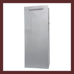 srebrna torba papierowa, solinda torba papierowa, laminowane torby papierowe