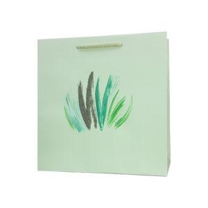 pastelowe torby papierowe bez nadruku warszawa hand made