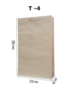 ekologiczne torby papierowe, papier prążkowany, producent toreb papierowych, mer plus,